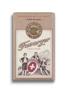 Chocolat au lait – Éclats de cacao-Lose Ware