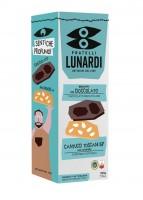 Premium Box Biscotti assortiti cioccolato e mandorle