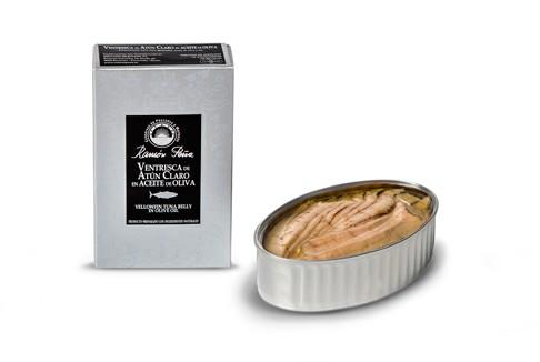 Yellowfin - Ventresca de atún Claro en aceite de Oliva