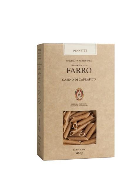Farro Pennette