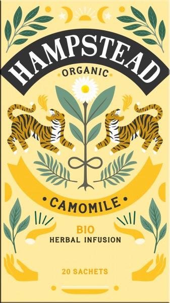 Organic Camomile | Herbal Infusion