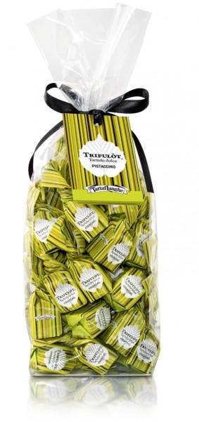 Trifulòt - Tartufo dolce Pistacchio - Cellophanbeutel Maxi