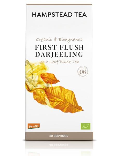 Oragnic First Flush Darjeeling Loose Leaf Tea