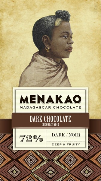 Dark Chocolate 72 %