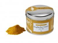 Englischer Curry - mittelscharf