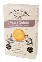 Cheese Sablés Cumin