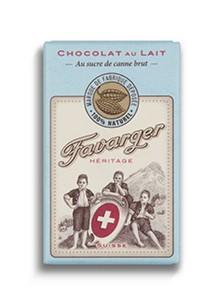 Chocolat au lait – Au sucre de canne brut-Lose Ware