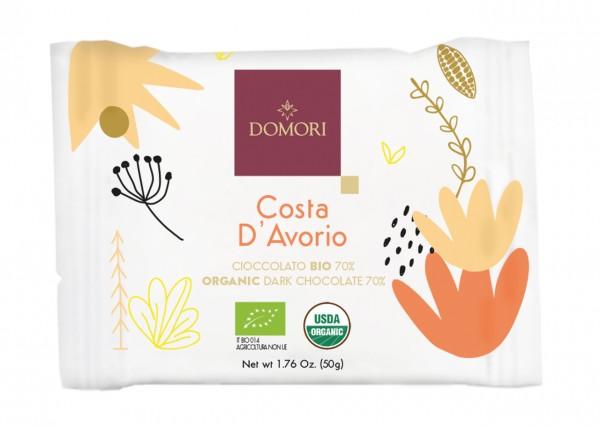 Costa d'Avorio Cioccolato Bio 70 %