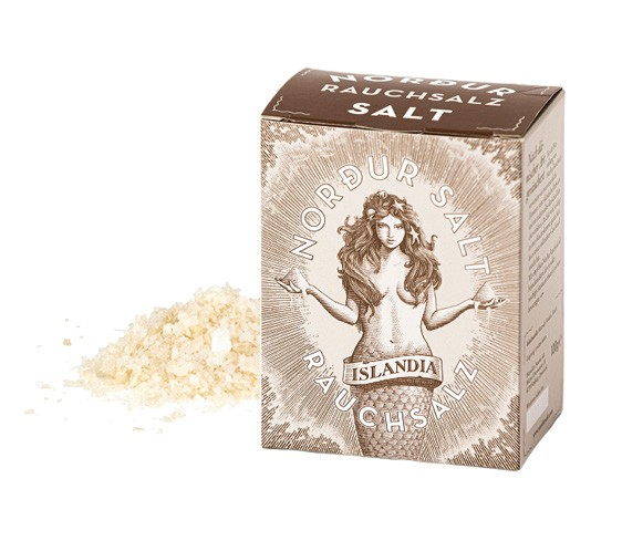 Smoked Sea Salt Flakes