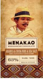 Arabica & Cocoa Nibs & Sea Salt