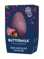 Dark Chocolate Cacao Duo Easter Egg