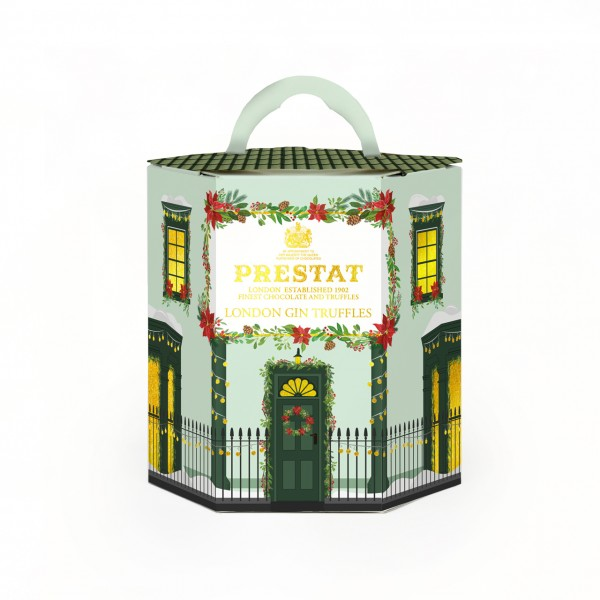 Festive House Collection London Gin and Lemon Truffles