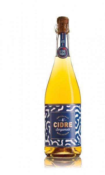 Cidre Bergamote biologique