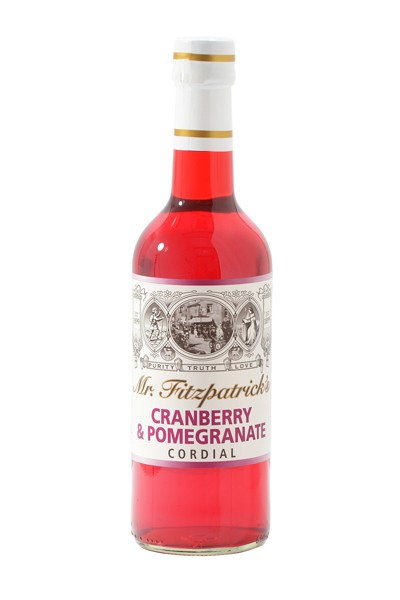 Cranberry & Pomegranate Cordial