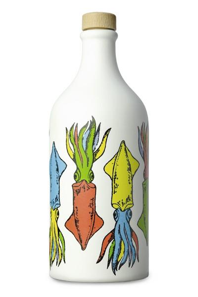 Terracotta Peranzana-Cuttlefish/Tintenfisch