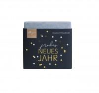 Silvester-Schokoladentafel Vollmilch Knallbrause