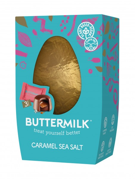 Caramel Sea Salt Easter Egg