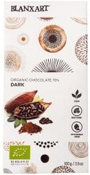 Organic chocolate 70 % Dark