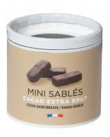 Mini Sablés Cacao Extra Brut
