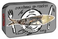 Sardinhas em Azeite com Oregaos