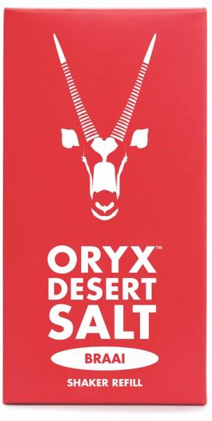 Oryx Desert Braai Salt Shaker Refill