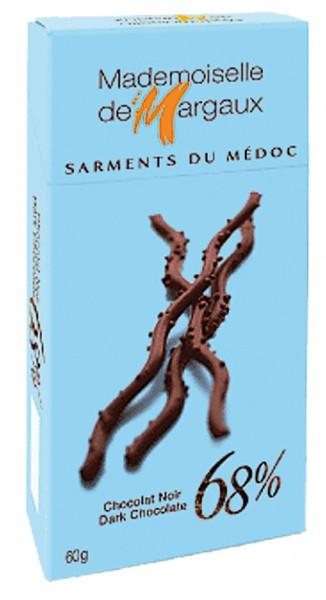 Sarments du Médoc Mini - Chocolat noir