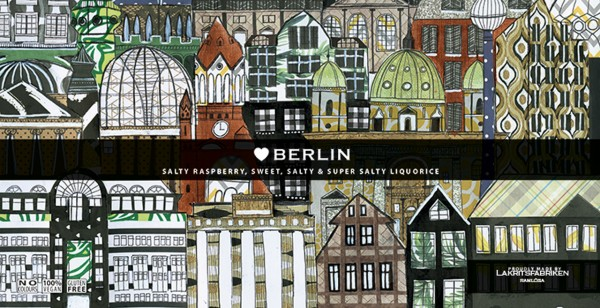 Love Berlin | Swedish Premium Signature Liquorice