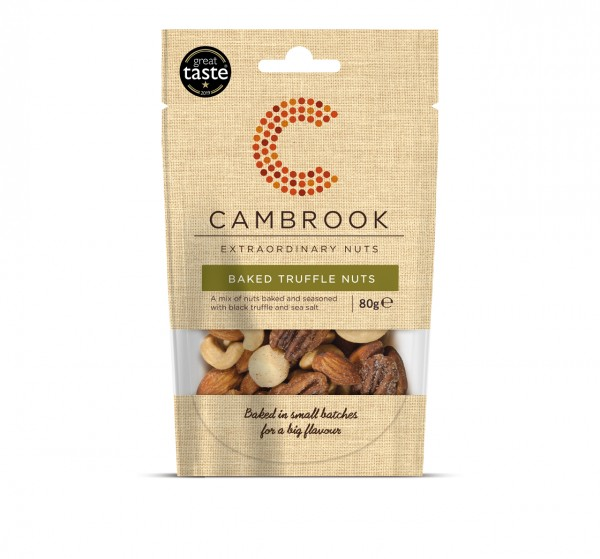 Baked Truffle Nuts | 80 g