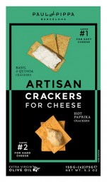 Artisan Crackers for Cheese Chapter #1 & #2