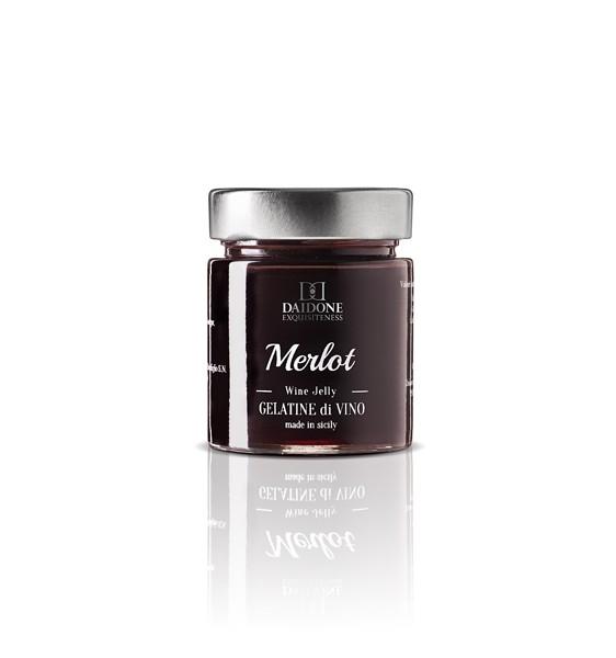 Gelatina di Vino Merlot
