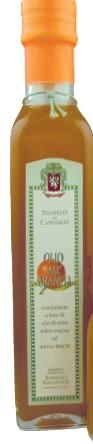 Olio extra vergine all`Arancia