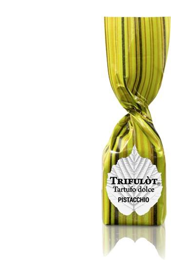 Trifulòt - Tartufo dolce Pistacchio
