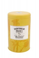 Shortbread Biscuit Tin with silician lemon