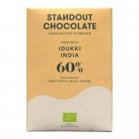 Dark Milk Idukki India 60 %