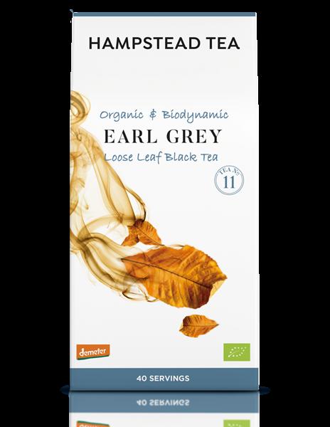 Divine Earl Grey Organic Black Tea