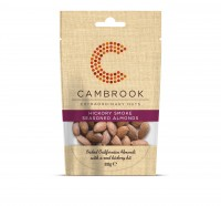 Brilliantly Baked Hickory Smoked Flavour Almonds | 80 g