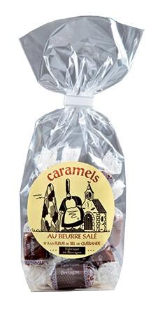 Caramels au beurre salé et à la fleur de sel de Guérande