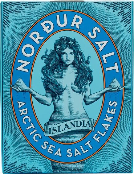 Arctic Sea Salt Flakes