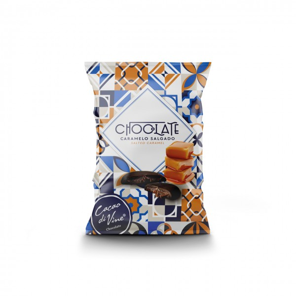 Chocolate Caramelo salgado