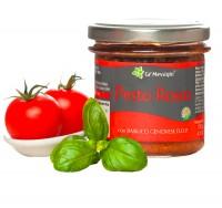 Pesto Rosso con Basilico Genovese D.O.P.