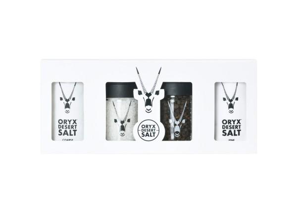Oryx Desert Salt & Pepper Set