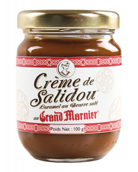 Crème de Salidou – Grand Marnier