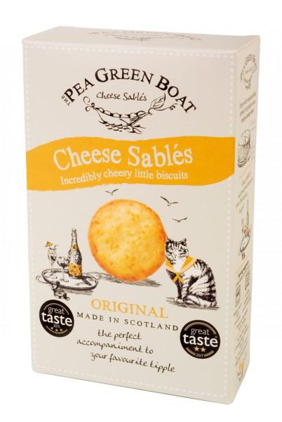 Cheese Sablés