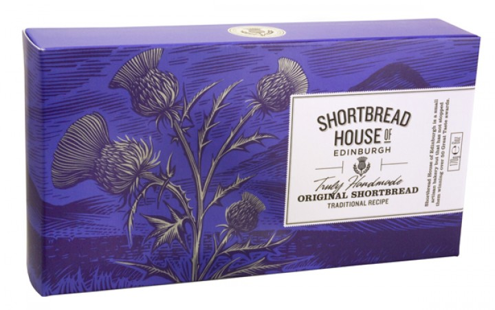 Shortbread Rezept Original