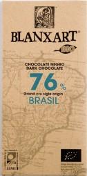 Chocolate negro ecológico 76% - Brasil Grand cru single origin