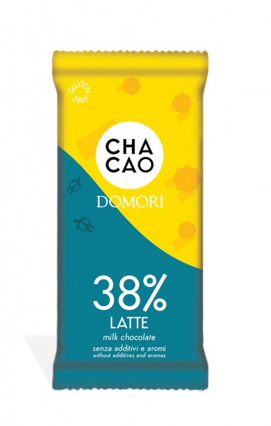 38 % Latte
