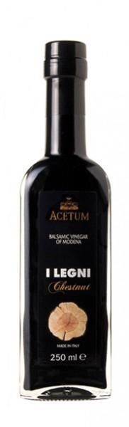 Aceto Balsamico di Modena I.G.P.I Legni Castagno