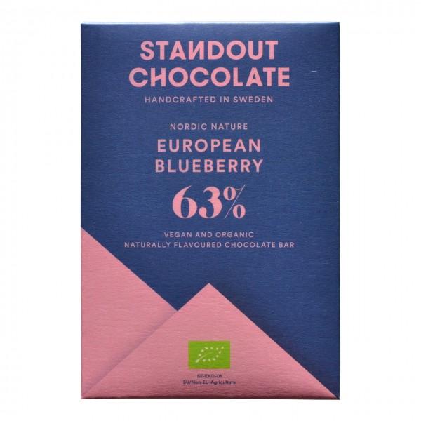 European Blueberry 63 %