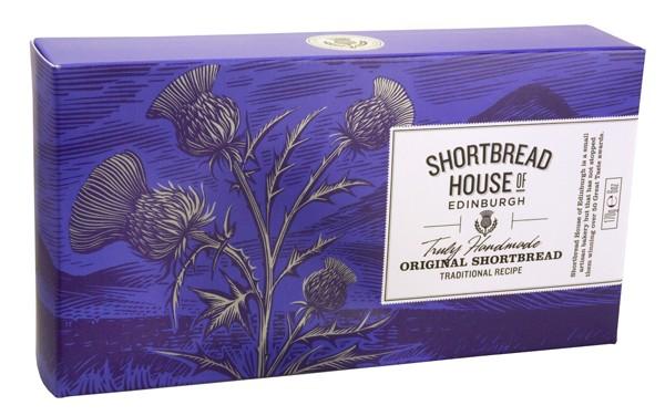 Shortbread Fingers Original Recipe