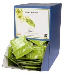Organic Green Tea, Gastropack
